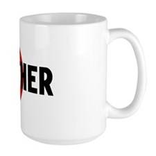 Anti stepfather Mug