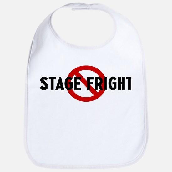Anti stage fright Bib