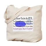 Respiratory therapist Canvas Totes