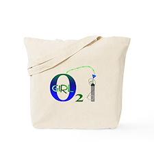 Respiratory Therapist IV Tote Bag