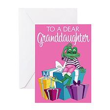 BLANK INTERIOR Greeting Card