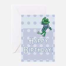 Boy's Leap Day Birthday Card