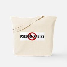 Anti pseudo-rabies Tote Bag