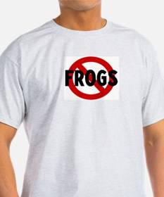 Anti frogs T-Shirt