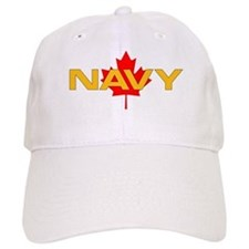 Limited Edition Canadian Navy Baseball Cap