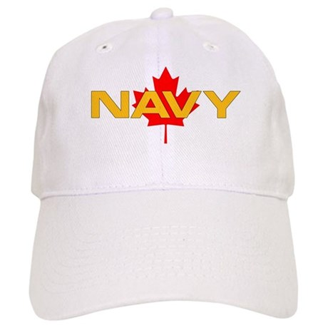 Limited Edition Canadian Navy Cap