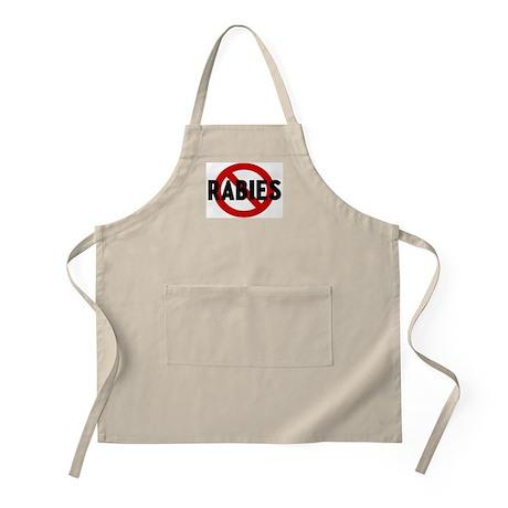 Anti rabies BBQ Apron