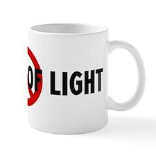 Anti flashes of light Mug