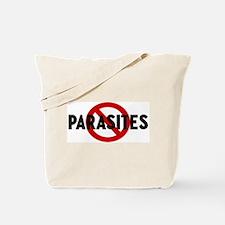 Anti parasites Tote Bag