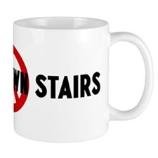 Anti falling down stairs Mug