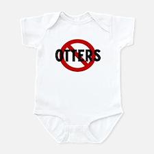 Anti otters Infant Bodysuit