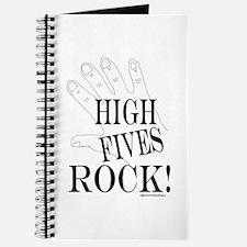 High Fives ROCK! Journal