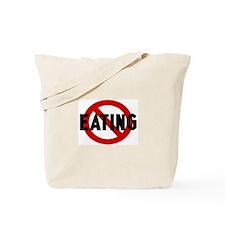 Anti eating Tote Bag