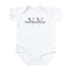 New York Infant Bodysuit