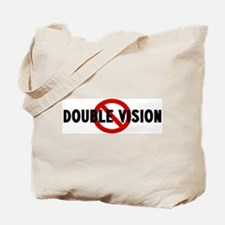 Anti double vision Tote Bag