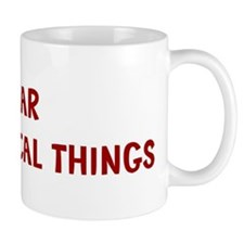 I Fear ASYMMETRICAL THINGS Coffee Mug