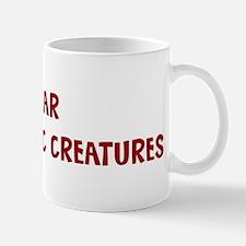I Fear ANIMATRONIC CREATURES Mug
