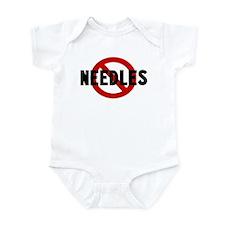 Anti needles Infant Bodysuit