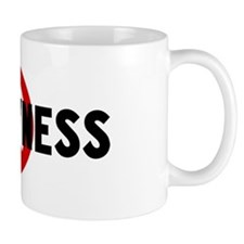Anti narrowness Mug
