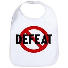 Anti defeat Bib