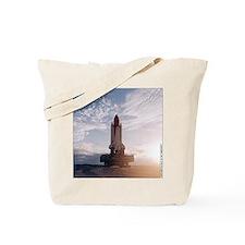 UFOTV RxR Space Shuttle Tote Bag