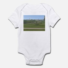 indiana farm Infant Bodysuit