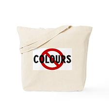 Anti colours Tote Bag