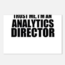 Trust Me, I'm An Analytics Director Postcards