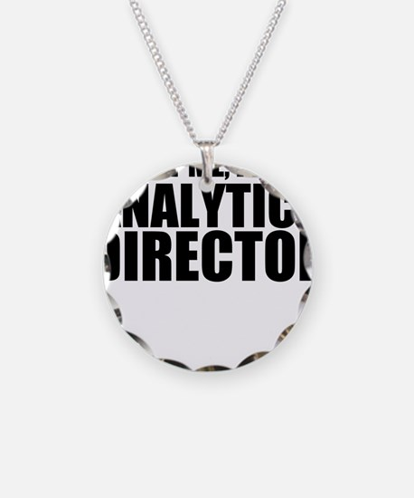 Trust Me, I'm An Analytics Director Necklace