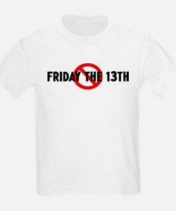 Anti Friday the 13th T-Shirt