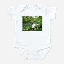 central park Infant Bodysuit