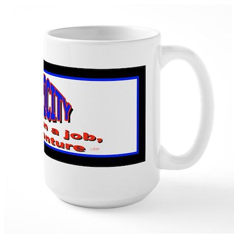 Electrician Large Mug