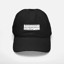 Quote Baseball Hat