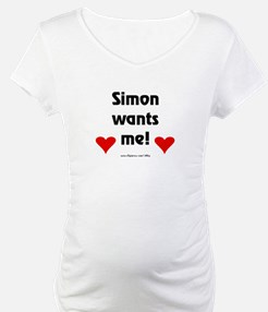 Idol Simon Wants Me Shirt