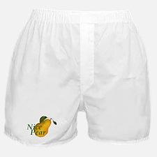 Nice Pear! Boxer Shorts