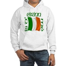 'I Am of Ireland' (Flag) Hoodie