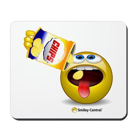 Potato Chips Mousepad
