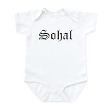 Sohal Infant Bodysuit
