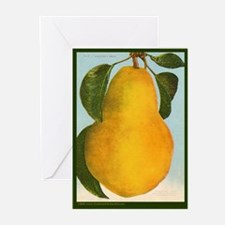Bartlett Pear Greeting Cards (Pk of 20)
