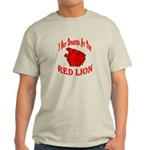 Red Lion Light T-Shirt