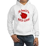 Red Lion Hooded Sweatshirt