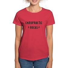Chiropractic Rocks Tee
