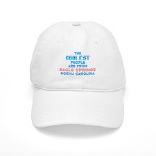 Coolest: Eagle Springs, NC Baseball Cap