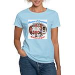 House of Crosses, Chicago Women's Light T-Shirt