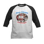House of Crosses, Chicago Kids Baseball Jersey