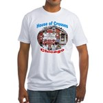 House of Crosses, Chicago Fitted T-Shirt