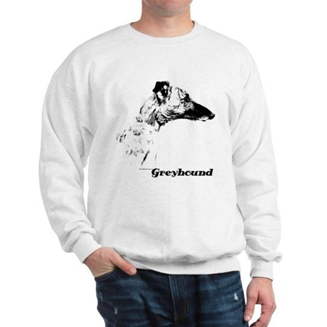 Greyhound Charcoal Sweatshirt