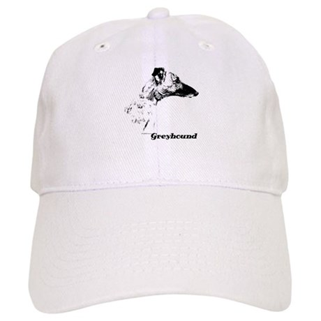 Greyhound Charcoal Cap