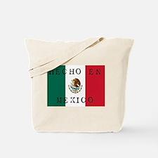 Hecho En Mexico Tote Bag