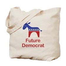 Future Democrat Tote Bag